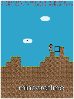 Скачать 2D Minecraft